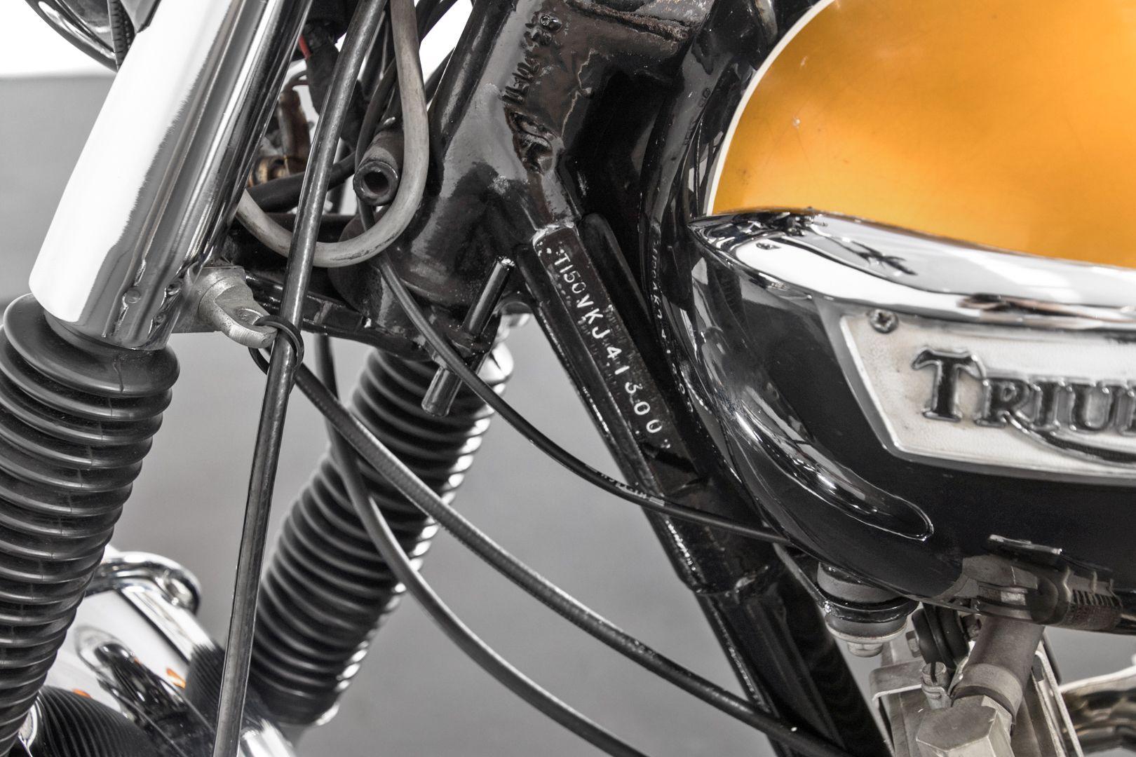 1974 Triumph T150 38329