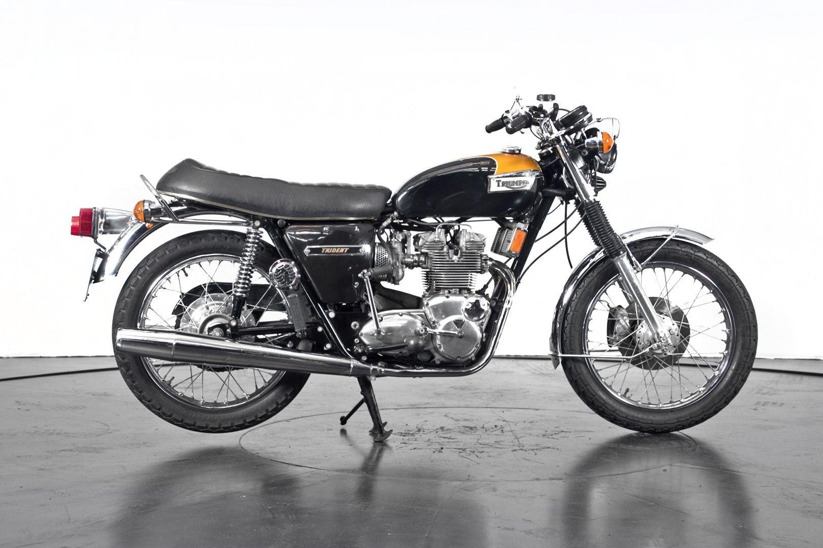 1974 Triumph T150 38315