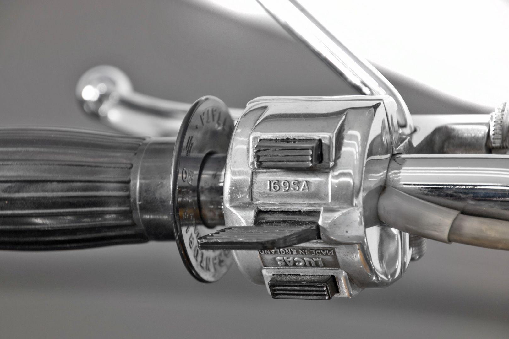 1974 Triumph T150 38319