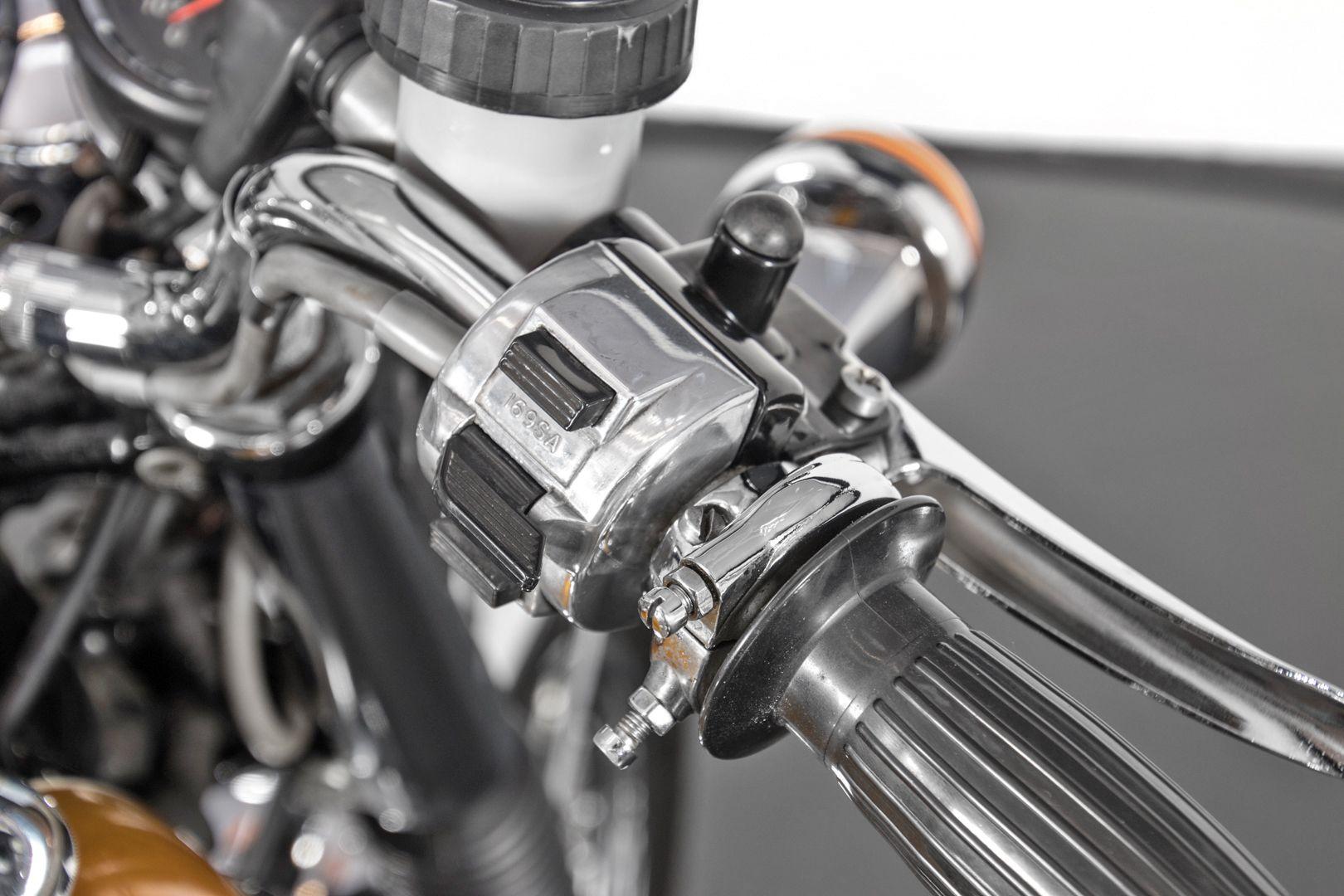 1974 Triumph T150 38320