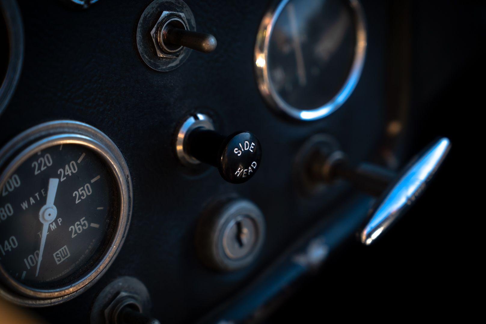 """1958 Triumph TR3A """"Bocca Stretta"""" 59701"""