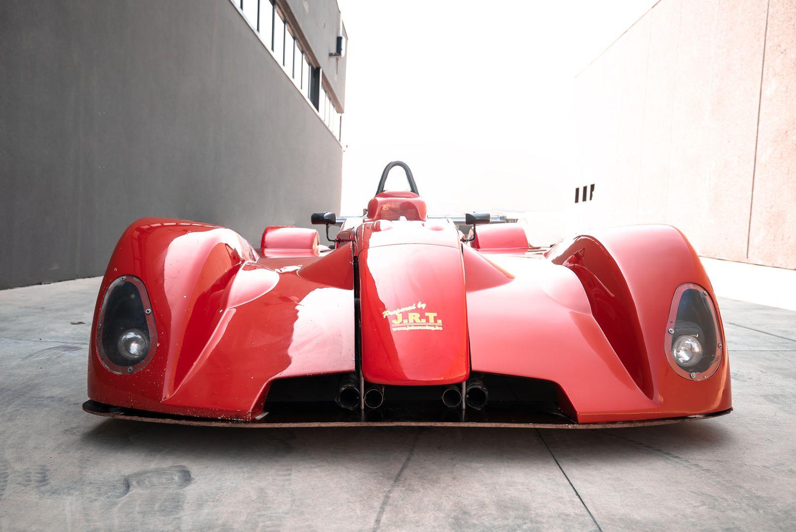2004 Van Diemen Formula X RF04 CFX 68827