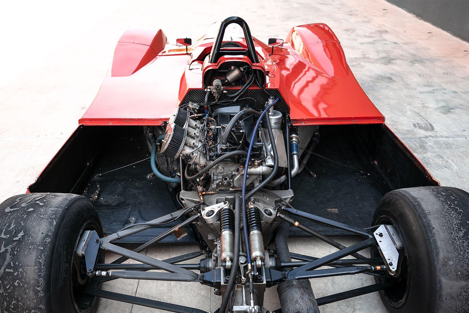 2004 Van Diemen Formula X RF04 CFX 68870