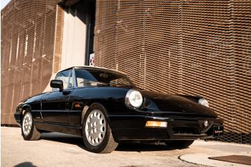 1991 Alfa Romeo Spider Duetto 2.0i