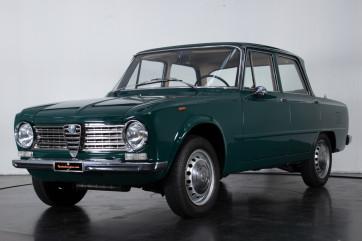 1965 Alfa Romeo Giulia 1300