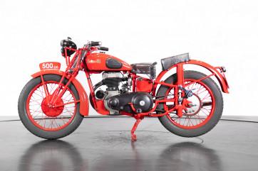 1940 Benelli 500 Valvole Laterali