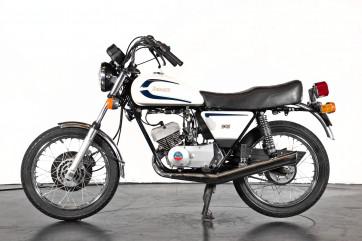 1984 Benelli 125 Custom