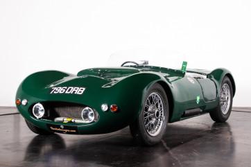 1957 Elva MK 1B