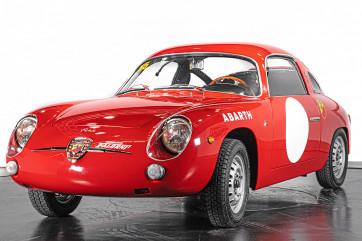 """1960 Fiat Abarth 750/850 Bialbero Record Monza """"Competizione"""""""