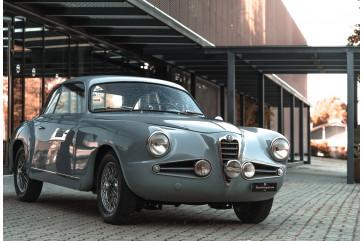 1954 Alfa Romeo 1900 C Super Sprint
