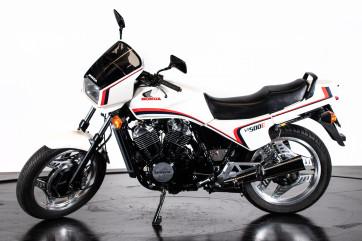 1985 Honda VT 500