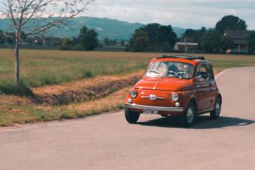 1963 Fiat 500 D