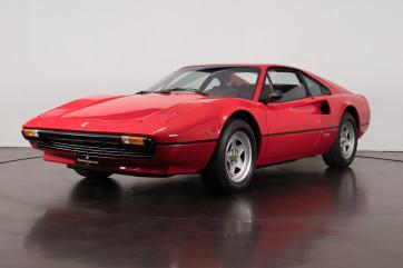 "1980 Ferrari 308 GTB ""Carter Secco"""
