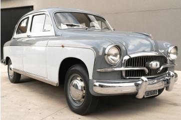 1957 FIAT 1400 B