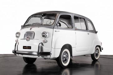 1963 FIAT 600 D MULTIPLA