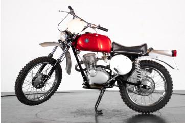 1972 GILERA 124 5V REGOLARITà COMP