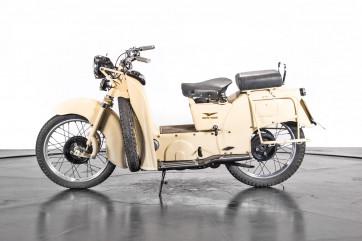 1951 Moto Guzzi Galletto 160