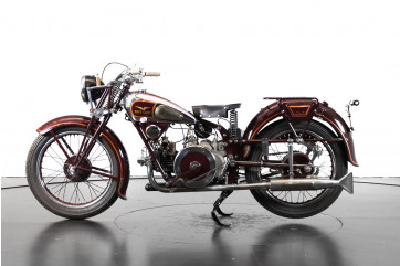 1936 Moto Guzzi 500 GTS