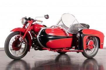 1956 Moto Guzzi 500 FS Sidecar