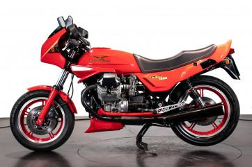 1985 Moto Guzzi le mans 1000