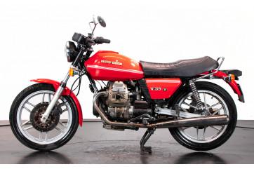 1981 MOTO GUZZI V35 II