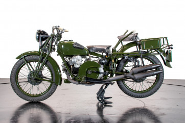 1977 Moto Guzzi 500 Super Alce