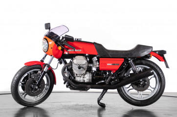 1977 Moto Guzzi 850 Le Mans