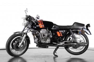 1974 Moto Guzzi VK V7 Sport