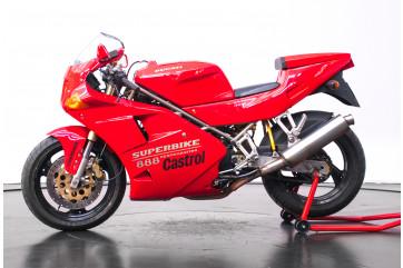 1993 Ducati Superbike 888 Desmoquattro