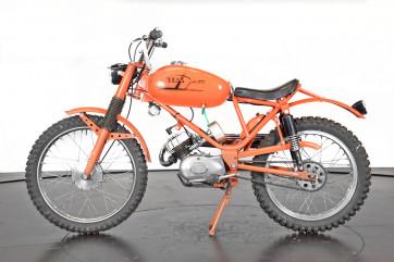 1967 Italjet Piranha 50
