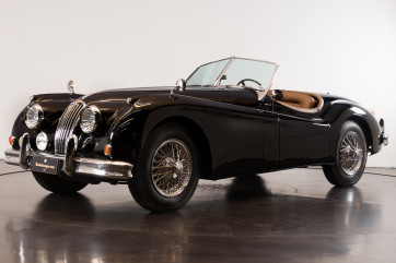 1955 Jaguar XK140 Roadster OTS