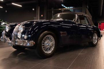1961 Jaguar XK150 DHC
