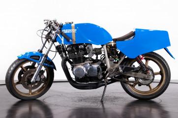 1980 Kawasaki Segoni 900 Testa Nera