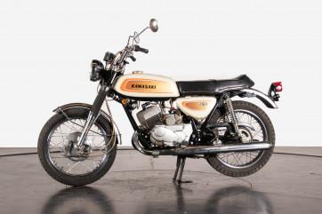 1969 Kawasaki 250