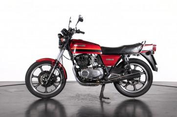 1983 Kawasaki KZ 400 J
