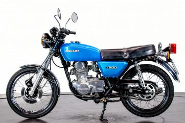 1979 KAWASAKI Z 200