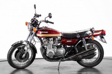 1975 Kawasaki Z1 Super 4