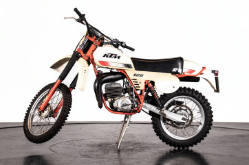1980 KTM 125 RV