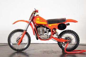 1981 Maico Cross 250 con motore 400