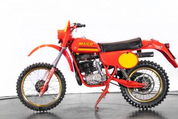 1980 Maico 250