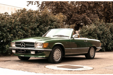 1986 Mercedes-Benz SL 300