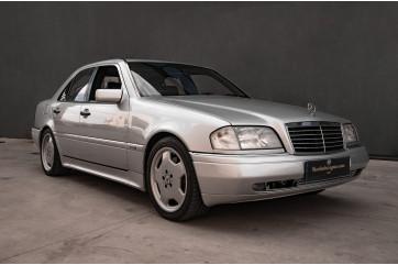 1995 Mercedes Benz C36 AMG