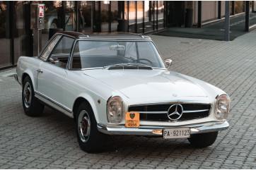 1966 Mercedes Benz SL230 Pagoda