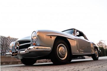 1956 Mercedes-Benz 190 SL