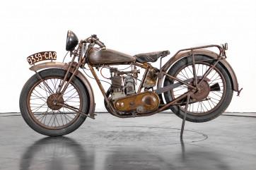 1940 Motosacoche 250