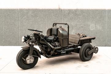 1960 Moto Guzzi Mulo Meccanico