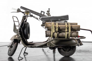 1956 Piaggio Vespa TAP Militare