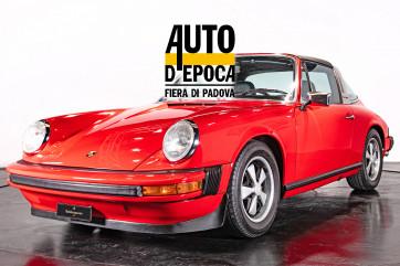 1974 Porsche 911 S 2.7 Targa