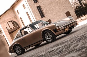 1974 Porsche 911 G 2.7 Targa
