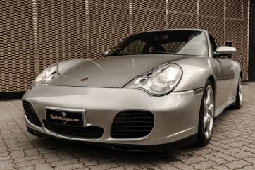 2002 Porsche 996 Carrera 4S Coupé